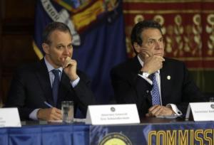 Cuomo: Estate Tax Refunds For Gay Couples